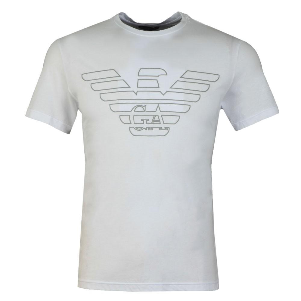 Large Eagle Logo T-Shirt main image