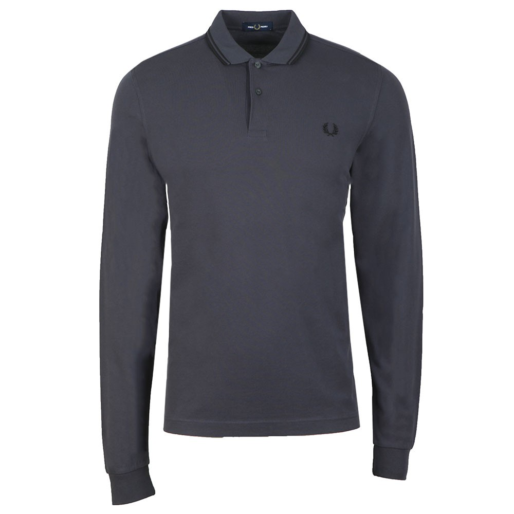 L/S Tipped Polo main image