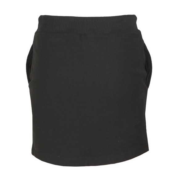 Champion Reverse Weave Womens Black Jersey Skirt