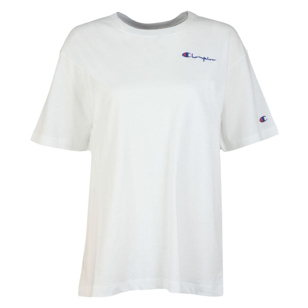 Small Script Logo T Shirt