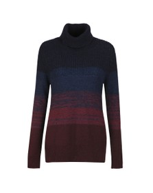 Barbour Lifestyle Womens Blue Sternway Knit