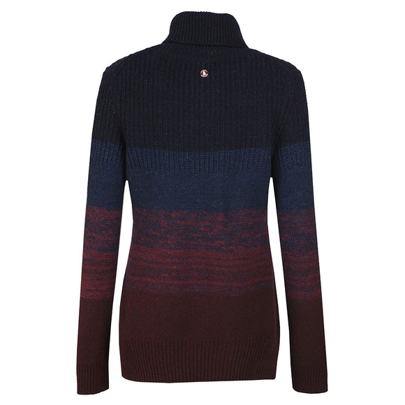 Barbour Lifestyle Womens Blue Sternway Knit main image