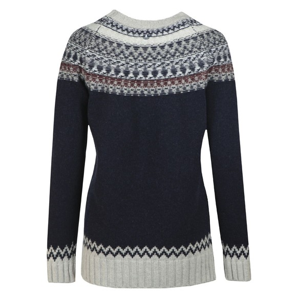 Barbour Lifestyle Womens Blue Fairlead Knit main image