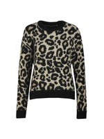 Lisa Leopard Jumper