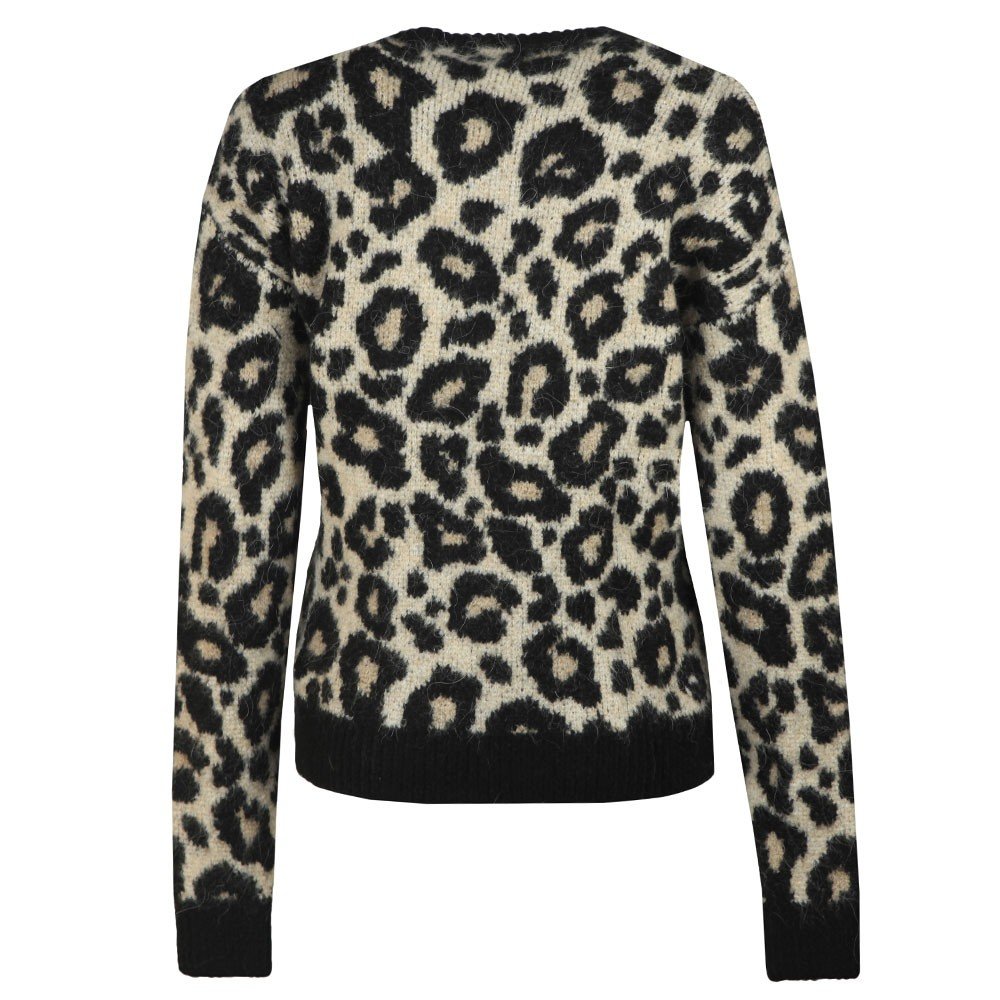 Lisa Leopard Jumper main image