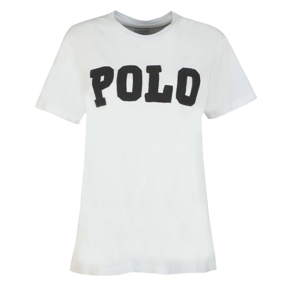Big Beaded Polo T-Shirt main image