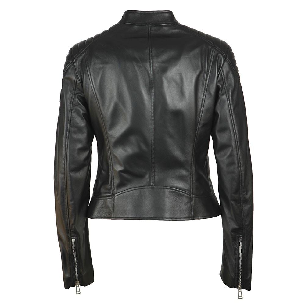 Mollison Leather Jacket main image