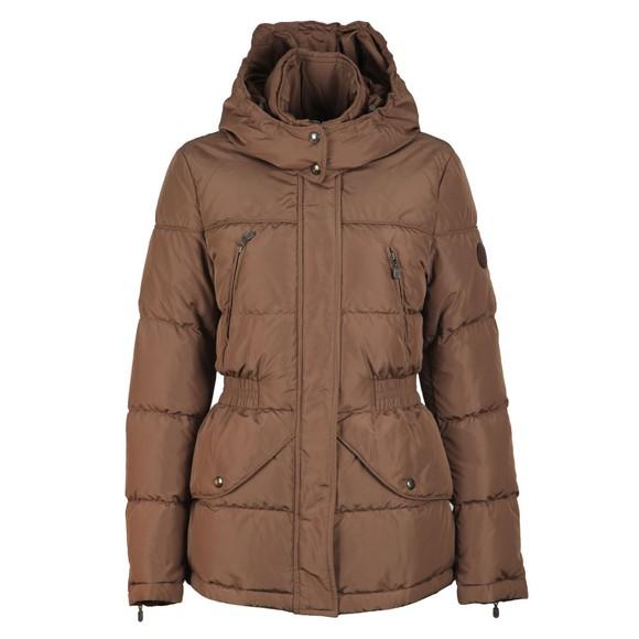 Belstaff Womens Beige Vale Jacket