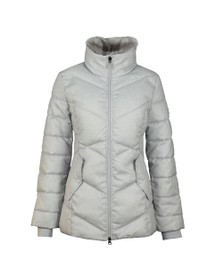 Barbour Lifestyle Womens White Scuttle Quilt