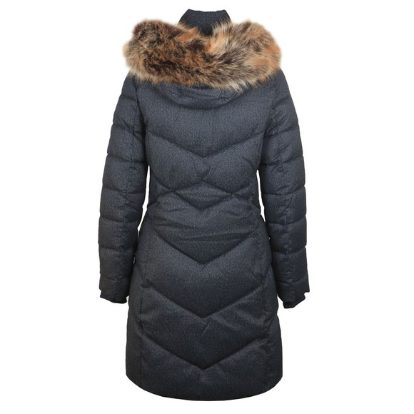Barbour Lifestyle Womens Blue Sternway Quilted Jacket main image