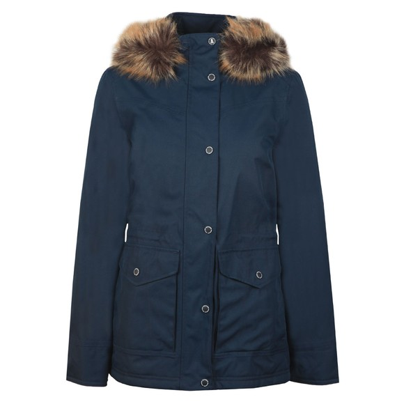 Barbour Lifestyle Womens Blue Abalone Jacket