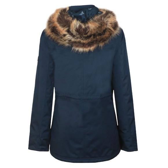 Barbour Lifestyle Womens Blue Abalone Jacket main image