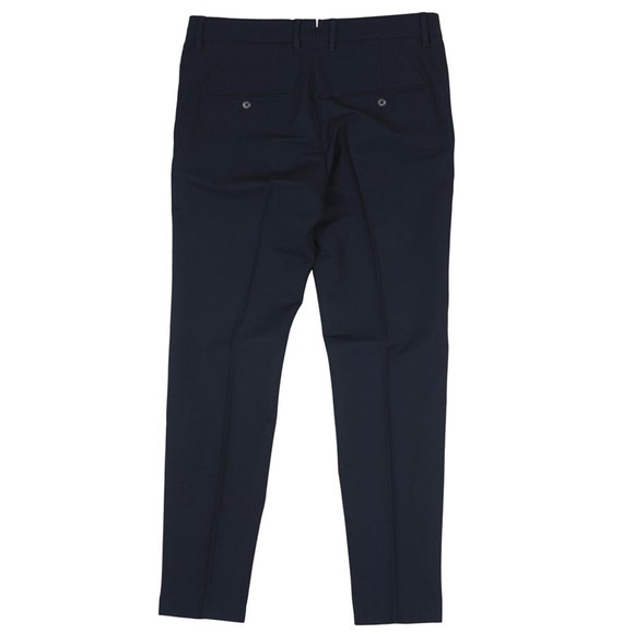 J.Lindeberg Mens Blue Grant Stretch Twill Trouser main image