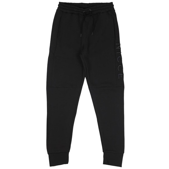 Nicce Mens Black Mercury Jogger