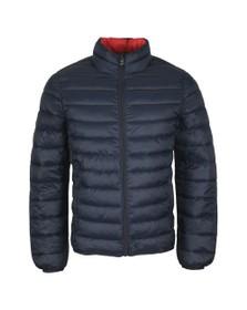 Crew Clothing Company Mens Blue Lightweight Jacket