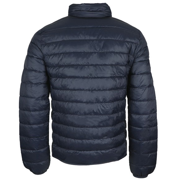 Crew Clothing Company Mens Blue Lightweight Jacket main image