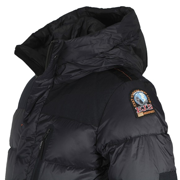 Parajumpers Mens Black Seiji Jacket main image
