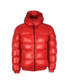 Good For Nothing Mens Red Muk Mcleish Shine Jacket
