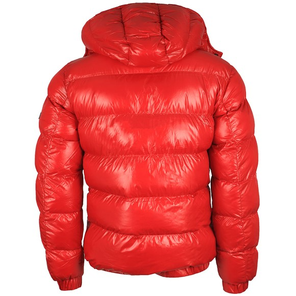 Good For Nothing Mens Red Muk Mcleish Shine Jacket main image