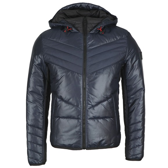 BOSS Mens Blue Opalm Jacket  main image