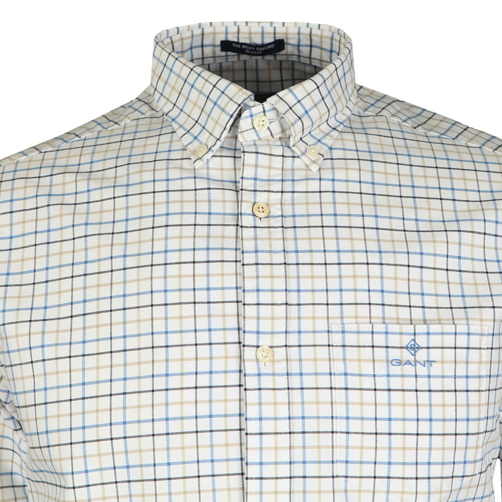 Beefy Oxford Check Shirt main image
