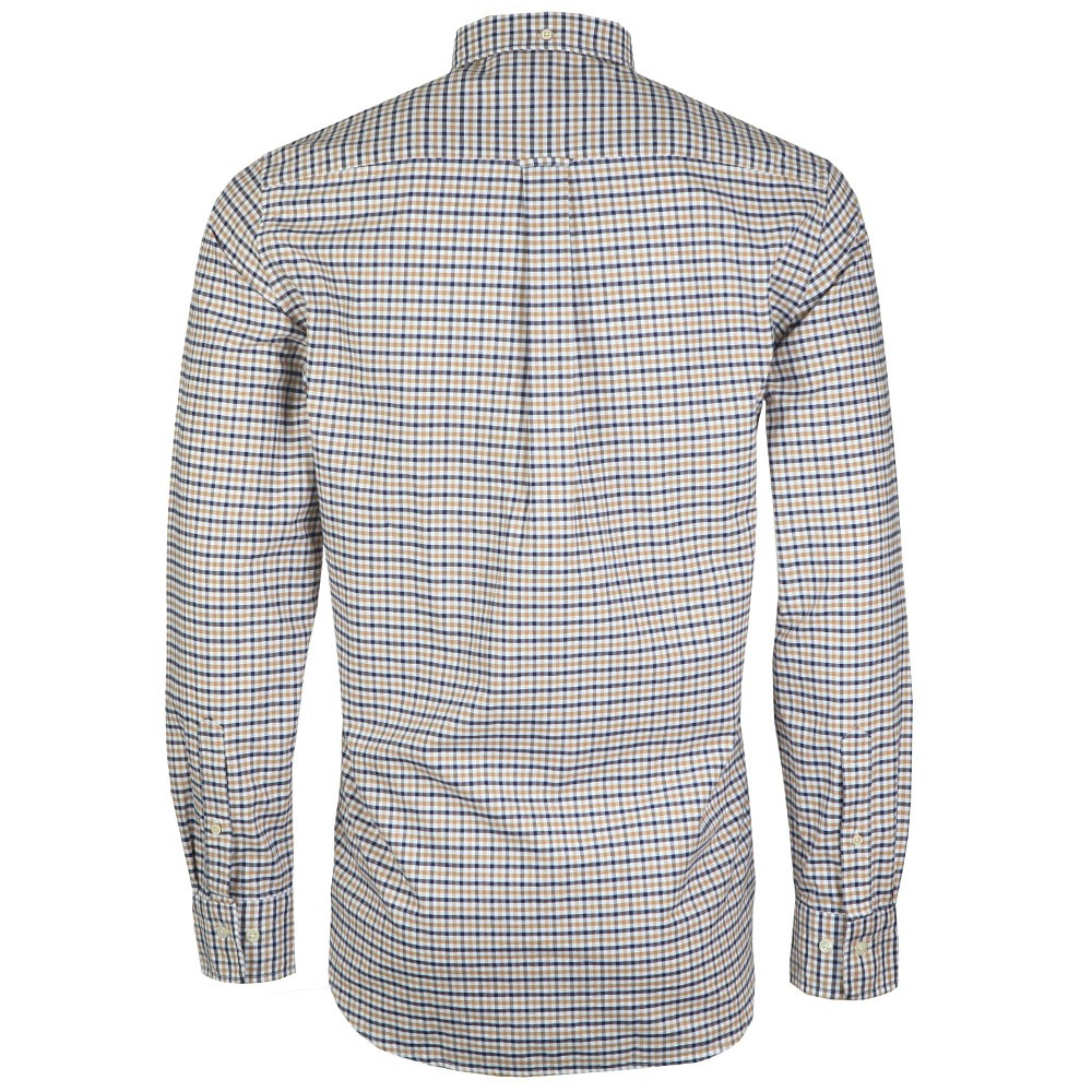 Oxford 3 Col Gingham Shirt main image
