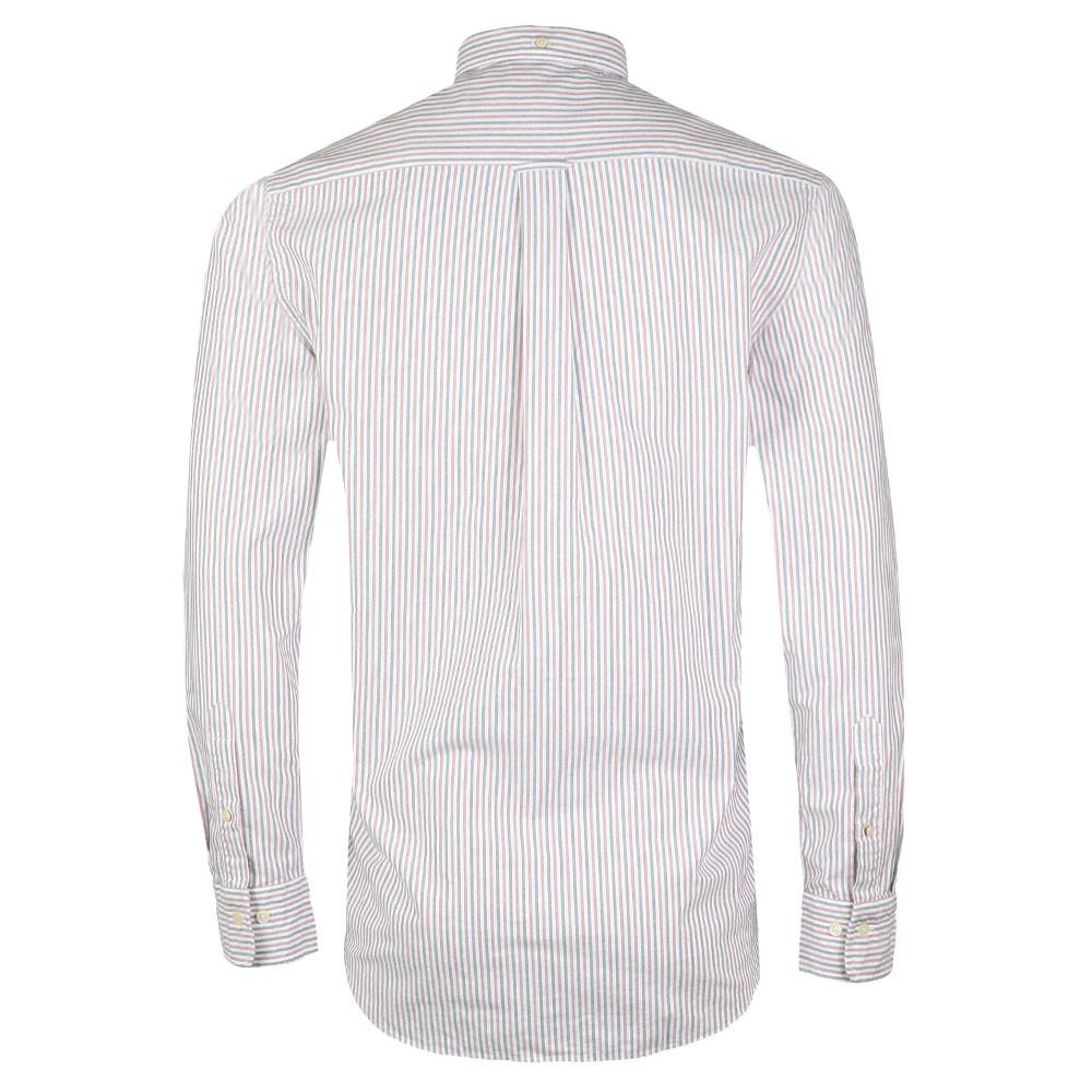 Oxford Banker Stripe Shirt main image
