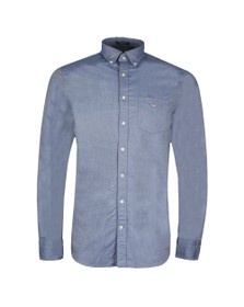 Gant Mens Blue The Oxford Shirt