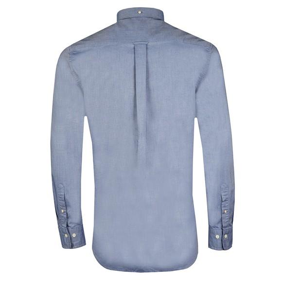 Gant Mens Blue The Oxford Shirt main image
