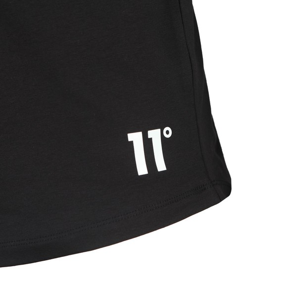 Eleven Degrees Mens Black Apollo T-Shirt main image