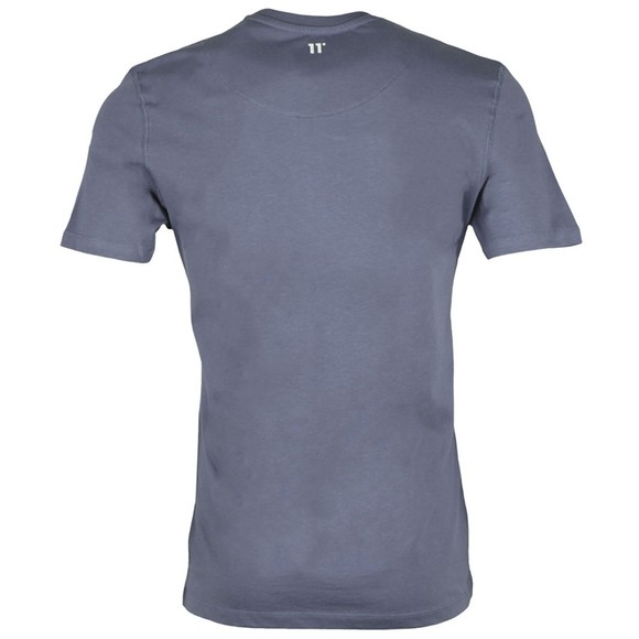 Eleven Degrees Mens Grey Core Tee main image