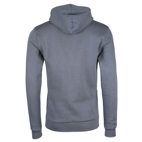 Eleven Degrees Mens Grey Core Pull Over Hoody main image