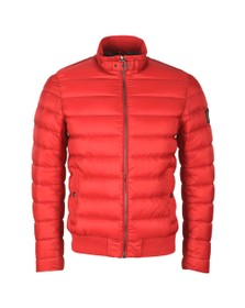 Belstaff Mens Red Circuit Jacket