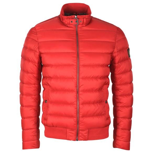 Belstaff Mens Red Circuit Jacket main image