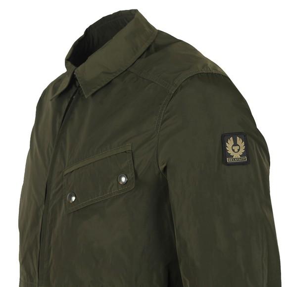 Belstaff Mens Green Camber Overshirt main image