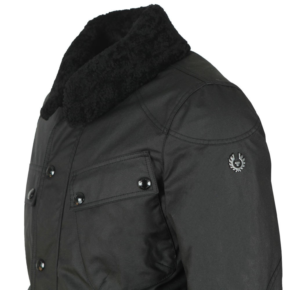 Patrol Jacket With Shearling main image
