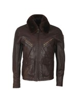 Conner Jacket With Shearling Collar