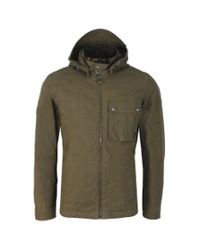 Belstaff Mens Green Wing Jacket