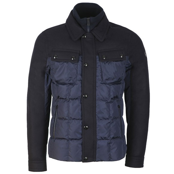 Belstaff Mens Blue Retreat Jacket