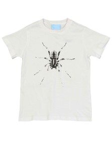 Lanvin Boys White Spider T Shirt