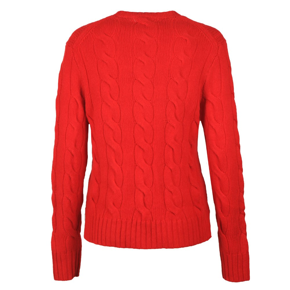 Classic Cable Knitted Jumper main image