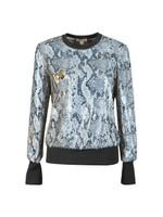 Millay Snake Sequin Sweatshirt