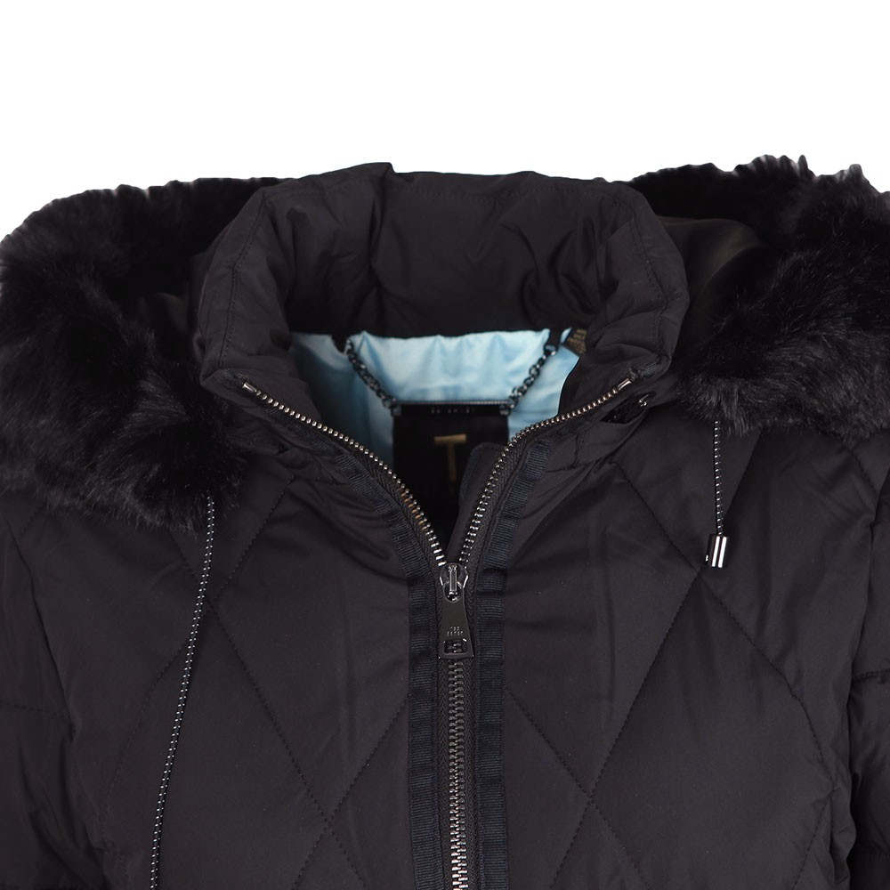 Winiy Quilted Effect Padded Jacket main image