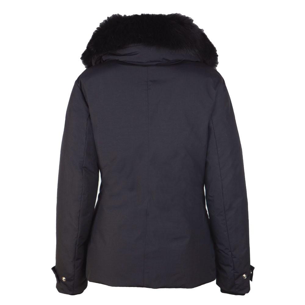 Petrel Jacket With Fur Collar main image