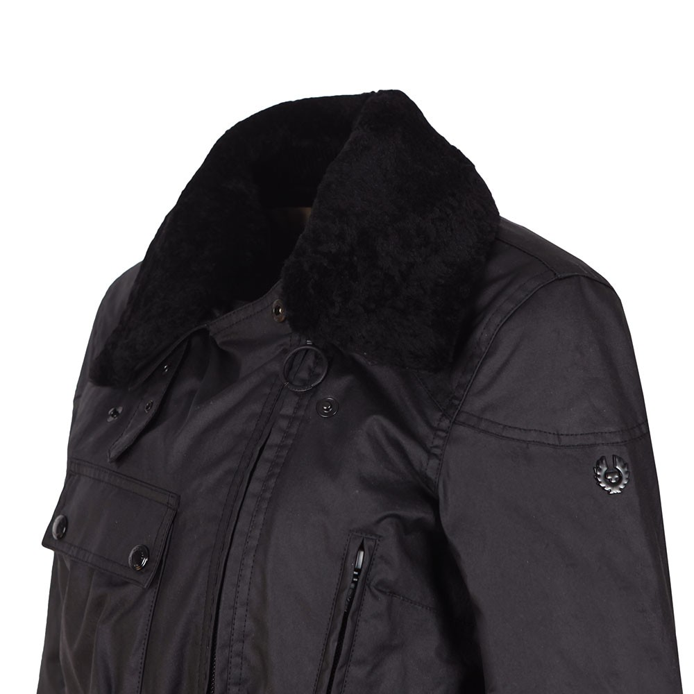 Sammy Miller Jacket With Shearling Collar main image
