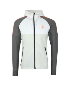 Gym King Mens Grey Lambadi Track Top