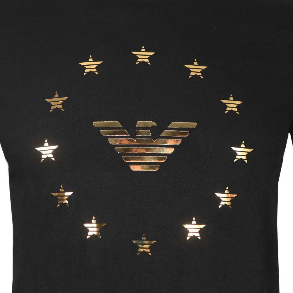 Eagle Circle Logo T Shirt main image