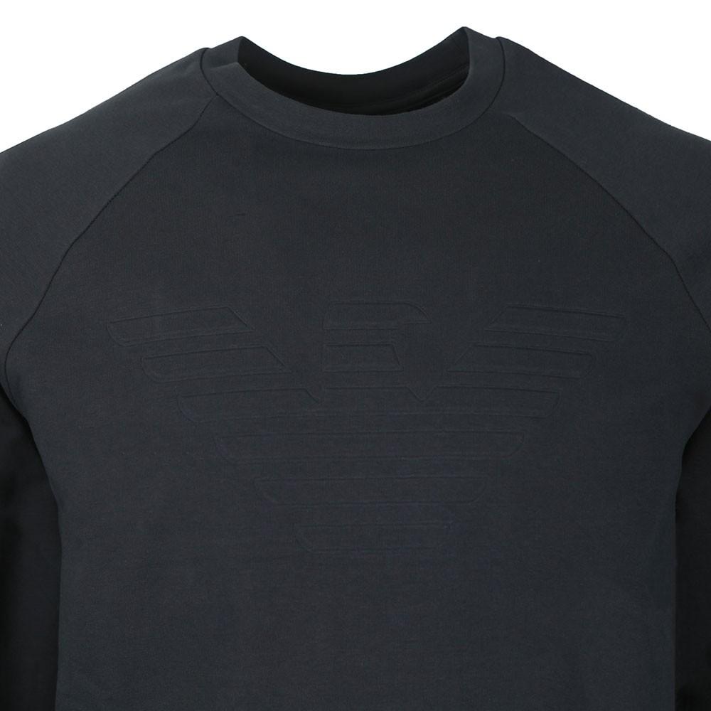 Embossed Logo Sweatshirt main image