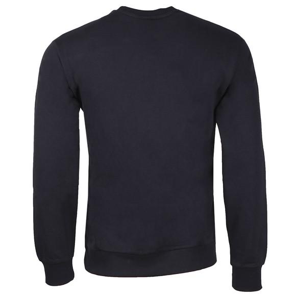 Emporio Armani Mens Blue Skyline Sweatshirt main image