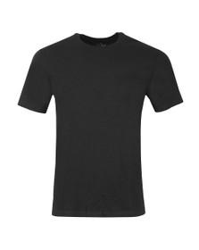 True Religion Mens Black TR T-Shirt